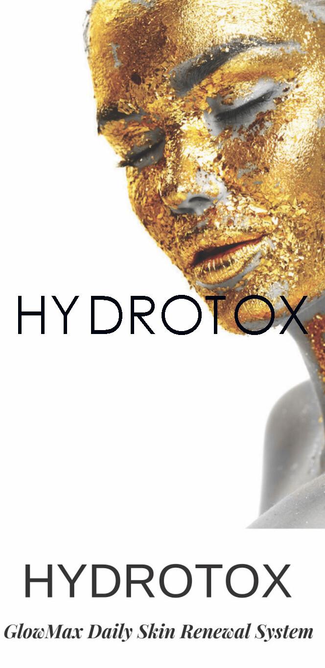 HYDROTOX GlowMax Daily Skin Renewal System