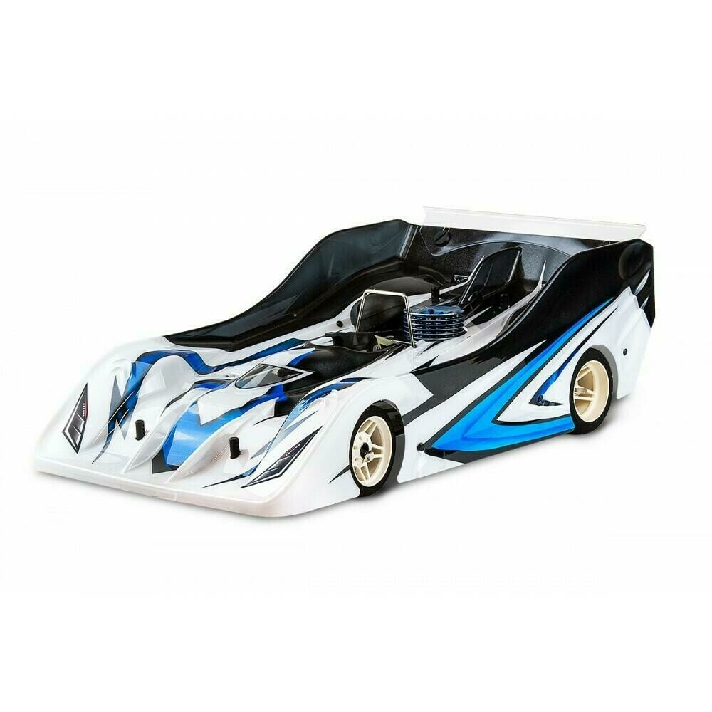 Xtreme Aerodynamics SUPER Diablo Body 0.75mm - Serpent
