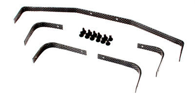 Brilliant RC 1/8th Carbon Body Stiffener Set