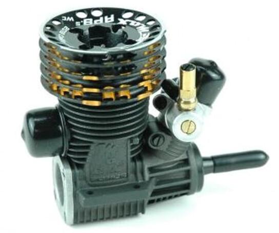 Max Power RP9 9 Port 2021 Ceramic DLC Crank *PRE-RUN*
