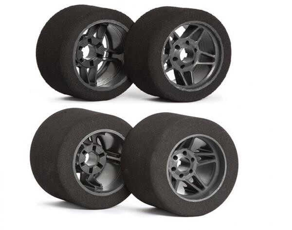 Matrix Carbon Pre-Cut 1/8 Tires
