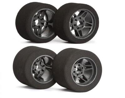 Matrix Carbon Pre-Cut 1/8 Tires