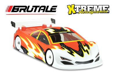 Xtreme Aerodynamics BRUTALE 190mm TC Body 0.6mm