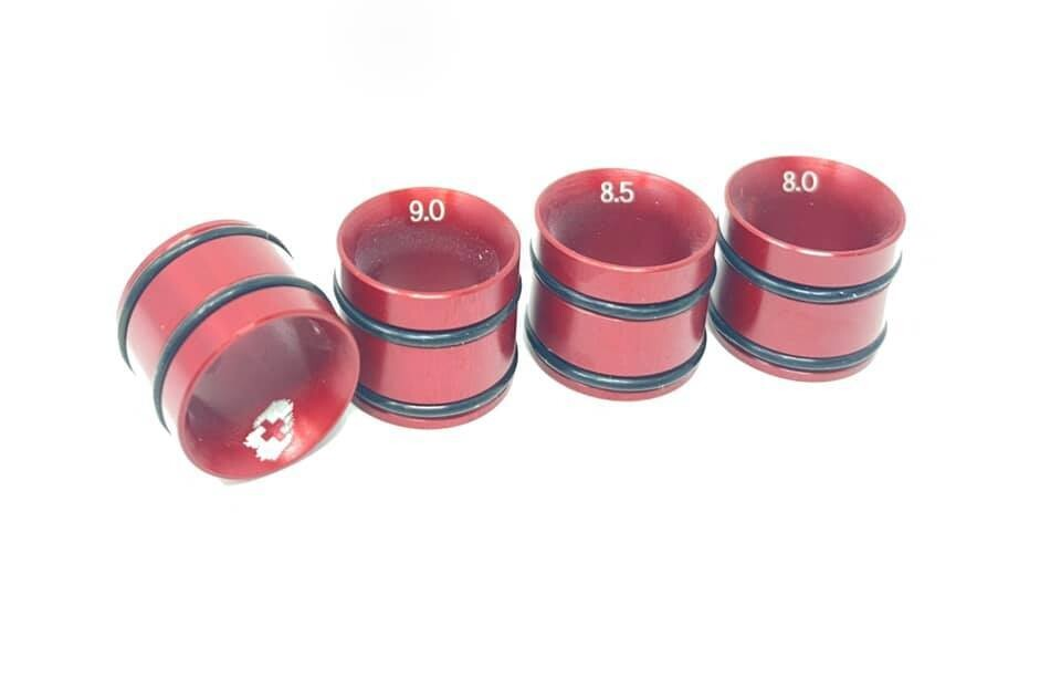 Hasi .21 Venturis Set - 8.0mm, 8.50mm, 9.00mm
