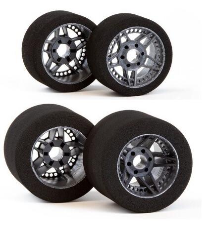 Matrix Carbon NEW Five Pre-Cut 1/8 Tires