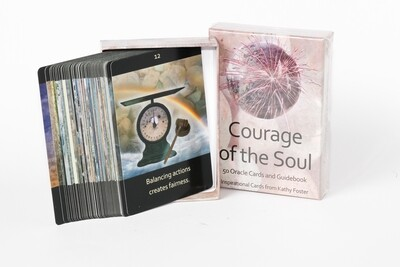 Courage of the Soul - Oracle Cards