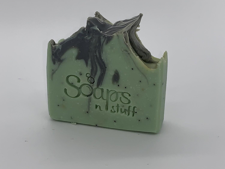 Sweet Lemongrass Soap