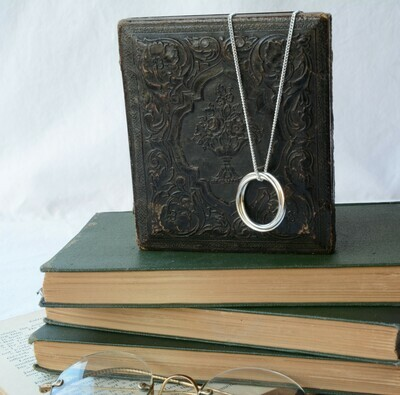 Tri-ring pendant