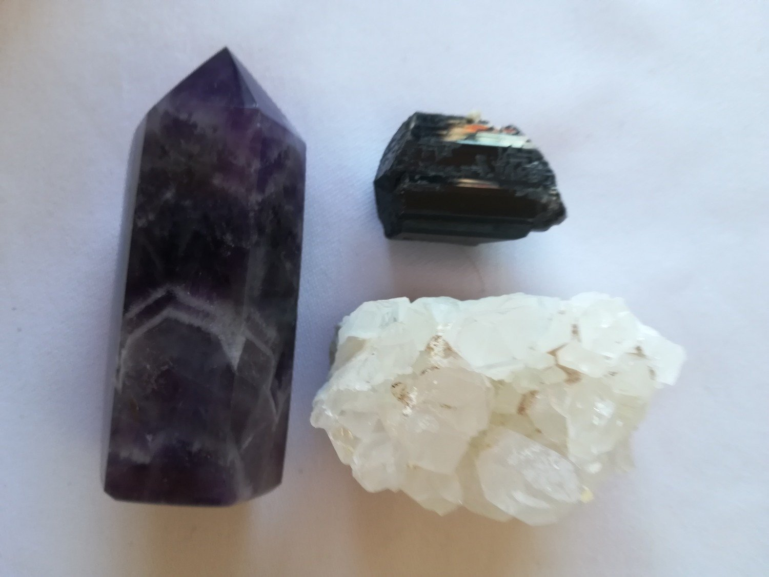Crystals for Energy Clearing