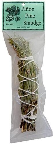 Pinon Pine Smudge 5