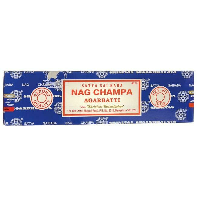 Sai Baba Nag Champa Incense 40 Gram Packs