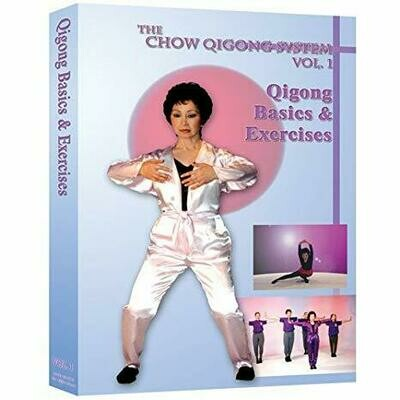 The Chow Qigong System  Vol. 1