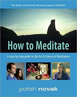 How to Meditate: A Step-by-Step Guide to the Art and Science of Meditation Paperback – January 16, 2009