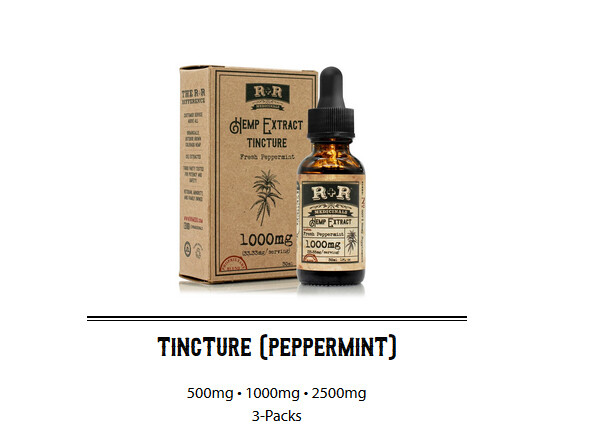 Tincture (Peppermint)