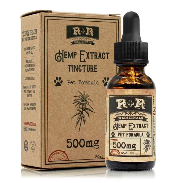 Pet Tincture 500 mg