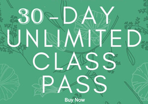 YHS Monthly  Class Pass - purchase