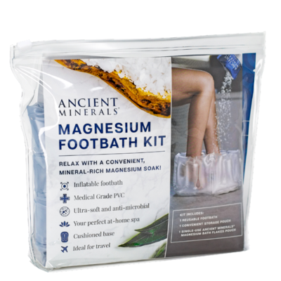 Magnesium Footbath Kit
