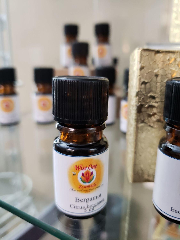 Bergamot Essential FCF Oil (5ml)