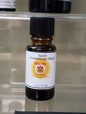 Spirit Essential Oil Blend (15ml)