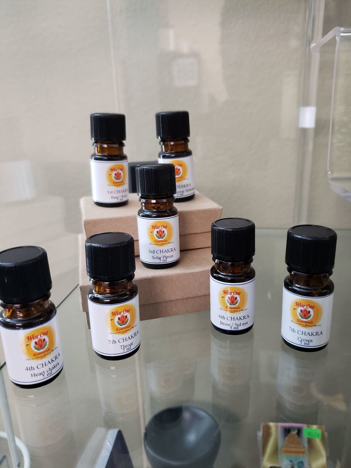 Chakra Essential Oil Blend, 1st (Root)