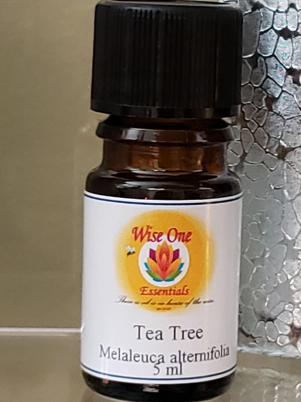 Tea Tree - Organic Essential Oil