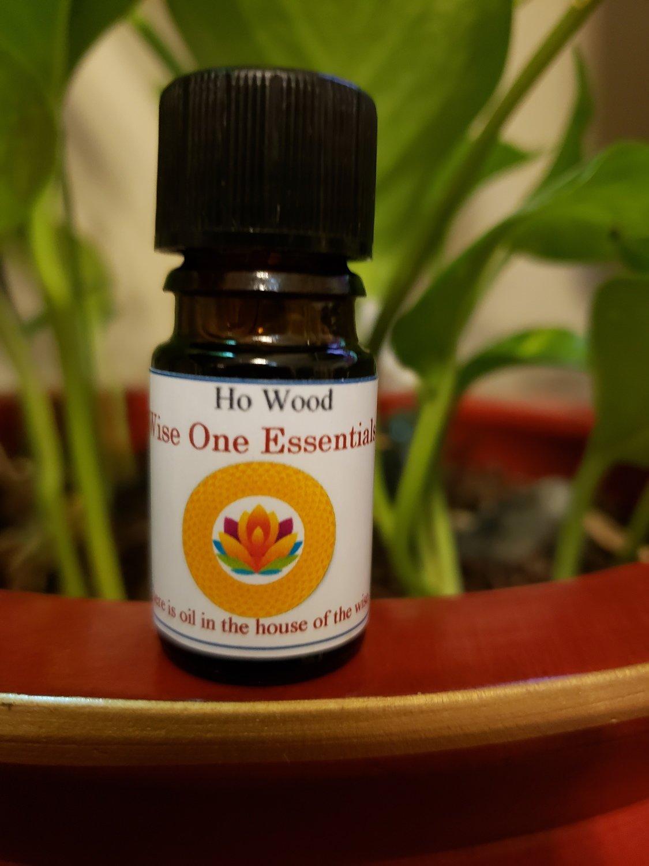 Ho Wood Essential Oil (5ml)