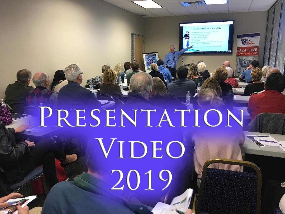 Video Presentation of Conference - On Sale Now for a Limited Time