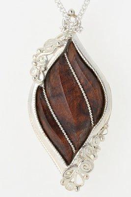 Protea Petal Pendant
