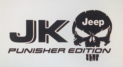 JK Punisher Edition