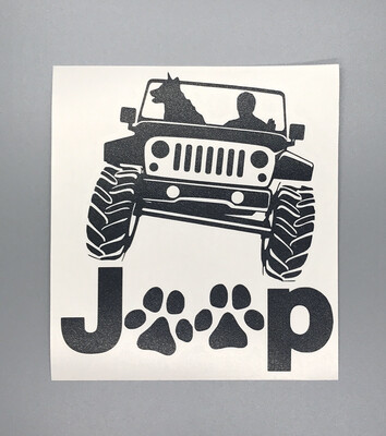 Jeepin w/ Your Dog