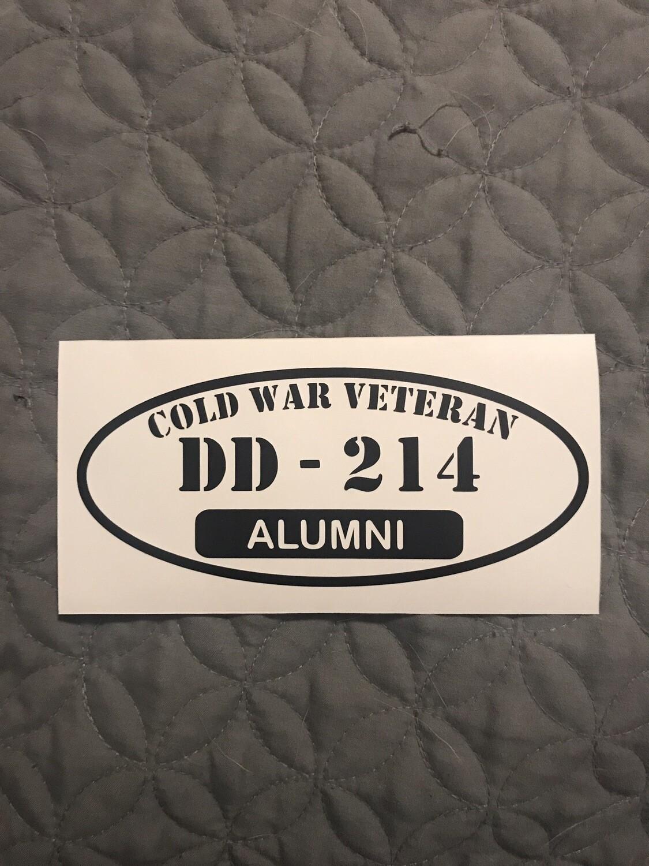 DD-214 Cold War Veterans