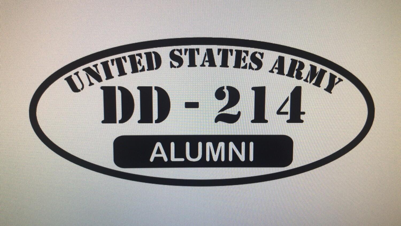 DD-214 United States Army