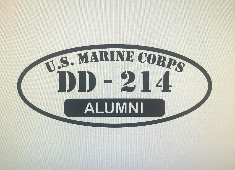 DD-214 Marine Corps Edition