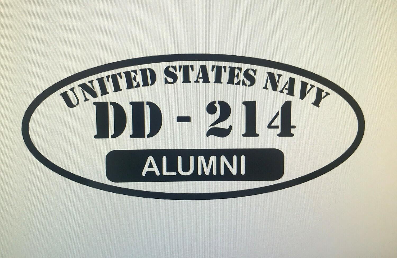DD-214 Navy Edition