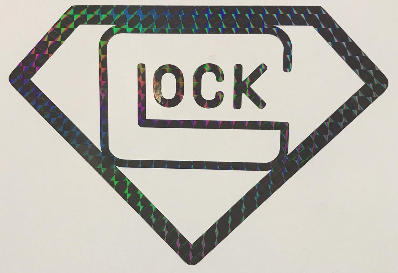 SuperGlock Decal