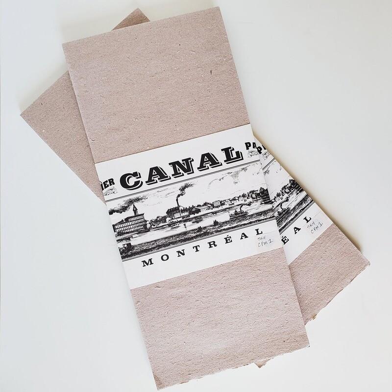 Canal Sketchbook (1 per order)