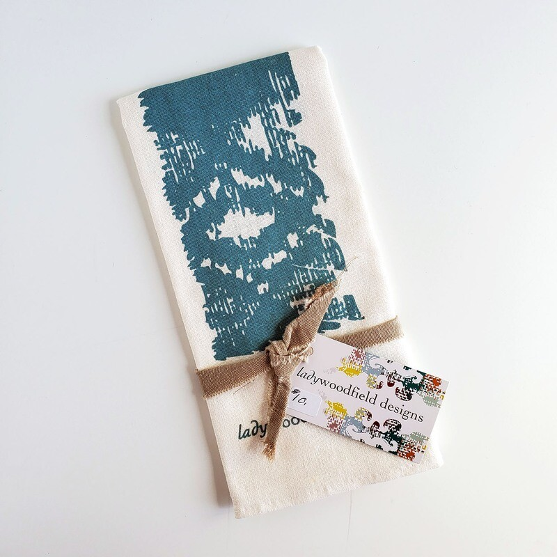 Japanese Weave Cotton Towel