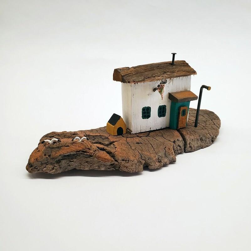Wooden Maritime House