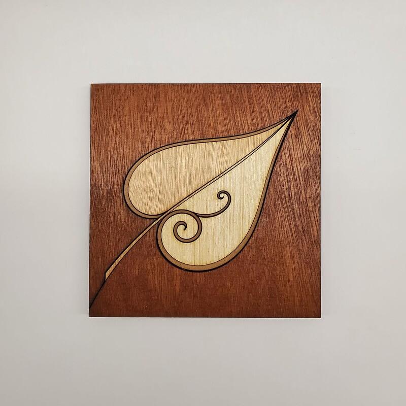 Wooden Leaf