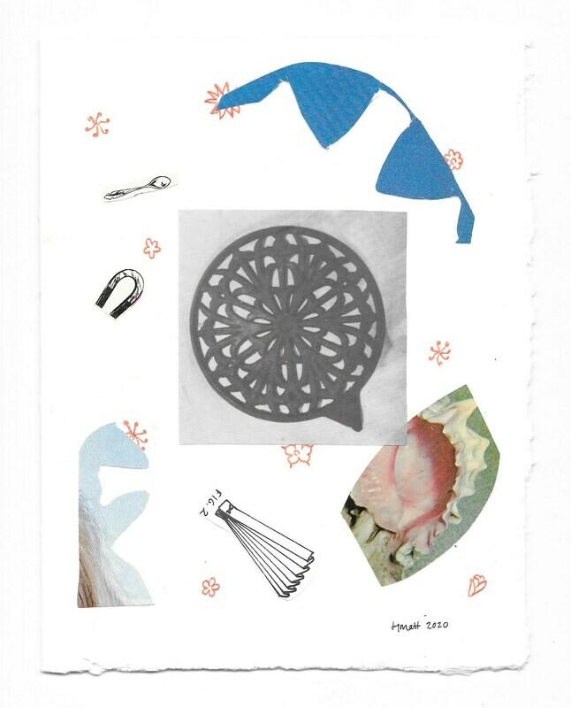 Collage by Mail | Hillary Matt