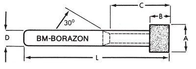 Bottom Grinding Tools (TJ and TJB Series) 00009