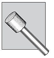 Diamond Electroplated Mandrels (Carbide Shank) 00014