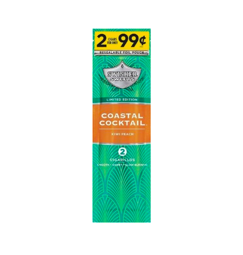 Swisher Sweet - Cigarrillos Limited Edition Coastal Cocktail