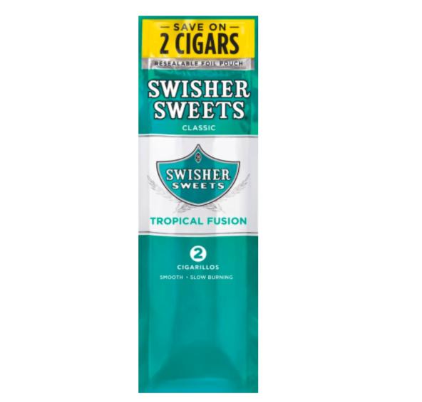 Swisher Sweet - Cigarrillos Tropilcal Fusion