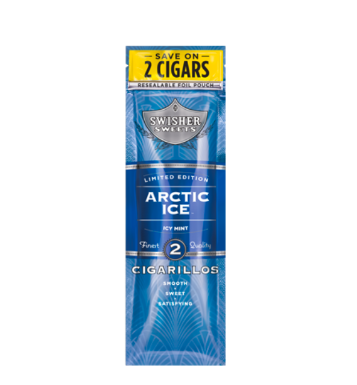 Swisher Sweet - Cigarrillos Limited Edition Artic Ice