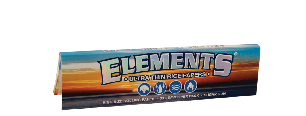 Elements - Rolling Papers - King Size