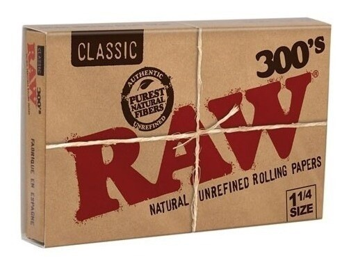 "Raw - 1 1/4"" Classsic 300"