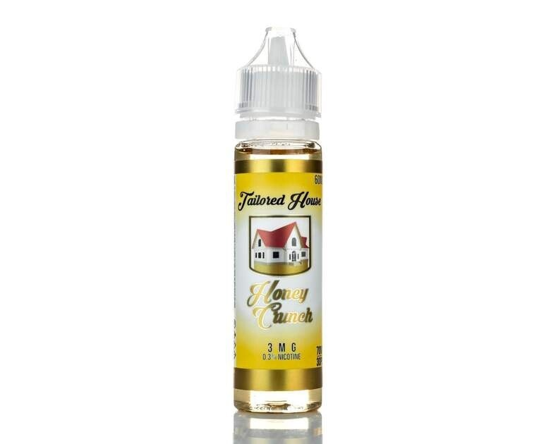 Tailored House - Honey Crunch 60 ml