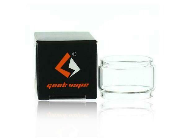 Geek Vape - Pyrex Aero/Shield Bubble Glass Pyrex 5 mlts