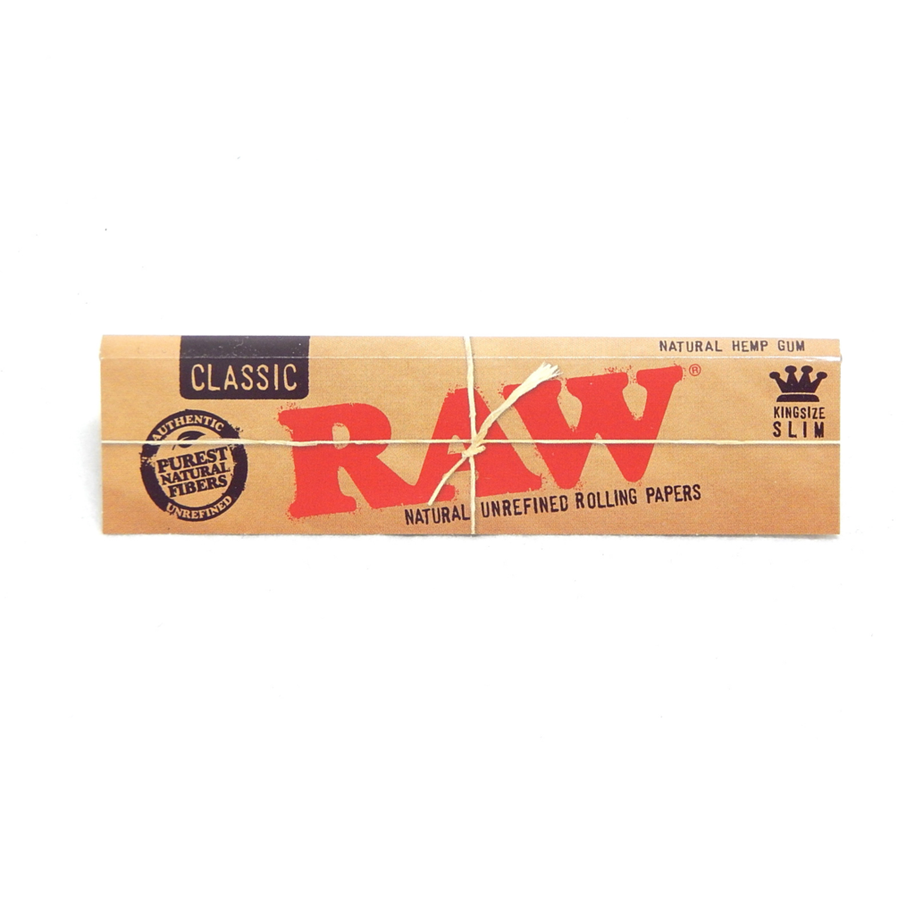 Raw - Canalas Classic King Size